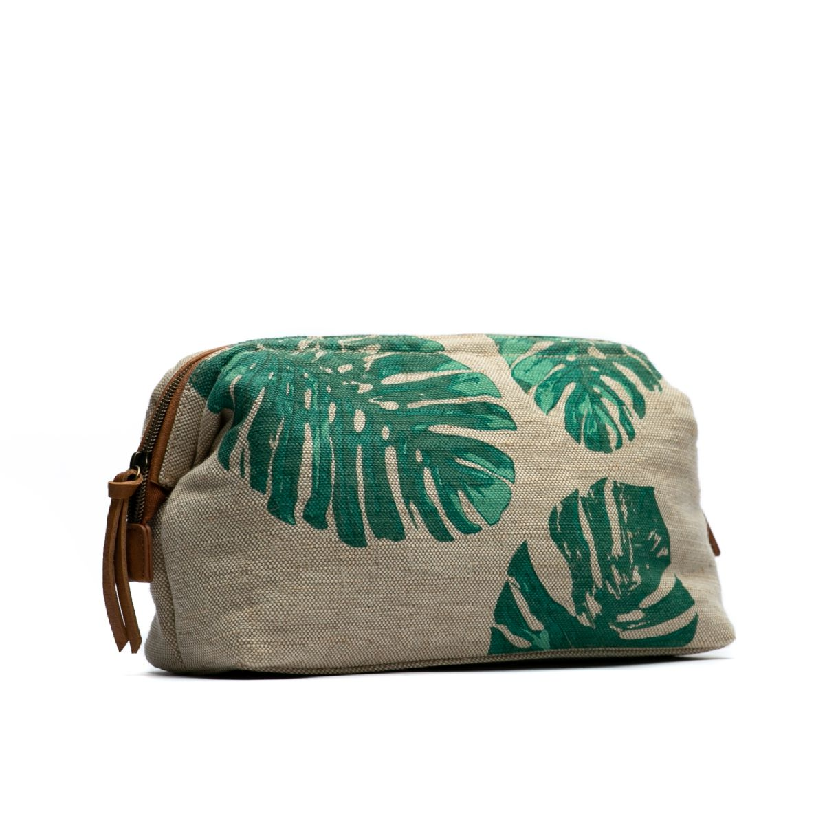 4ca0aaeec Tropical Small Beauty Bag. Makeup Bags  Tropical